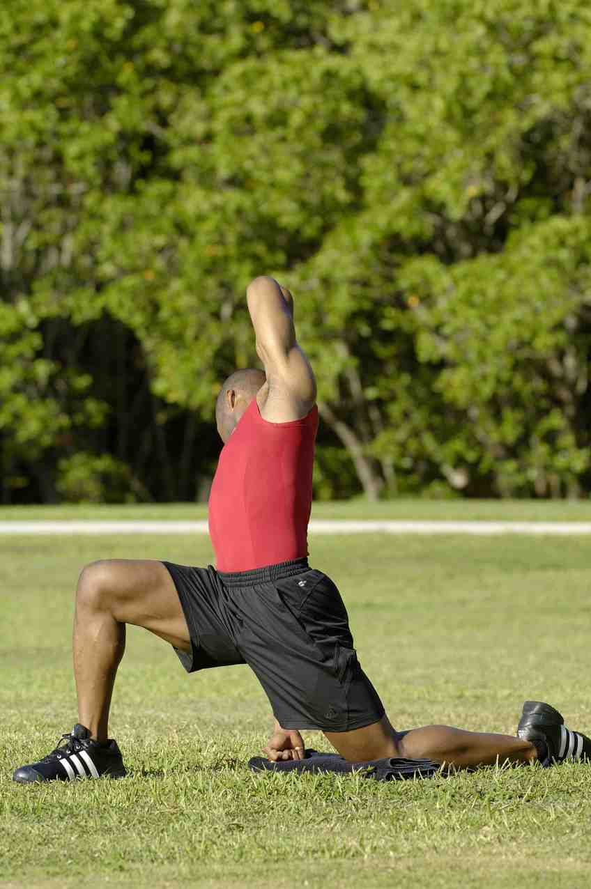 Exercise: Stretching For Your Health